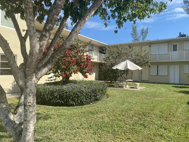 1301 N 12th Court 5B, Hollywood, FL 33019 (MLS #RX-10684702) :: Berkshire Hathaway HomeServices EWM Realty