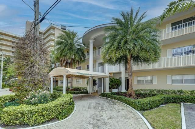 3090 NE 48th Street #18, Fort Lauderdale, FL 33308 (MLS #RX-10684703) :: Berkshire Hathaway HomeServices EWM Realty
