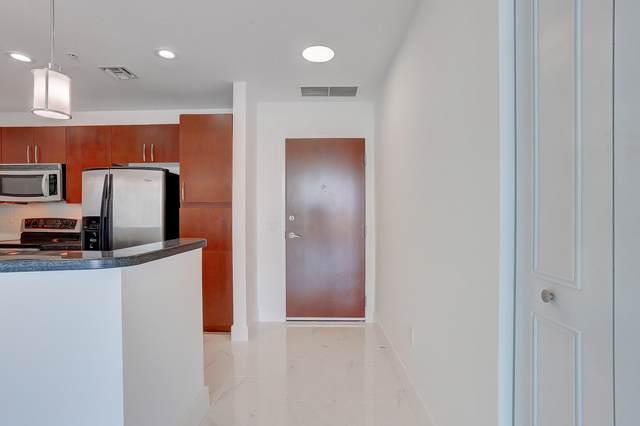 300 S Australian Avenue #1404, West Palm Beach, FL 33401 (#RX-10684705) :: Signature International Real Estate