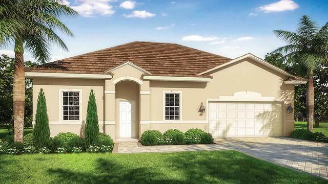 2101 SW Gailwood Street, Port Saint Lucie, FL 34987 (MLS #RX-10684713) :: Miami Villa Group