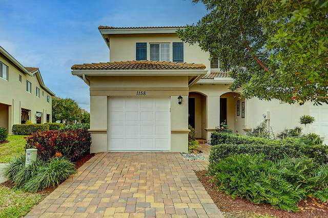 1158 Sepia Lane #1158, Lake Worth Beach, FL 33461 (#RX-10684716) :: Realty One Group ENGAGE