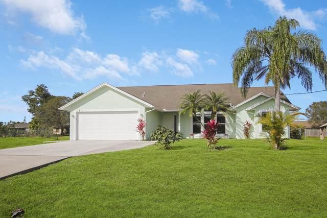 167 SW Pisces Terrace, Port Saint Lucie, FL 34984 (MLS #RX-10684727) :: Laurie Finkelstein Reader Team