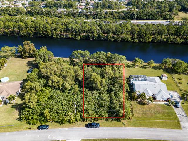 3511 SW Macon Road, Port Saint Lucie, FL 34953 (MLS #RX-10684735) :: THE BANNON GROUP at RE/MAX CONSULTANTS REALTY I