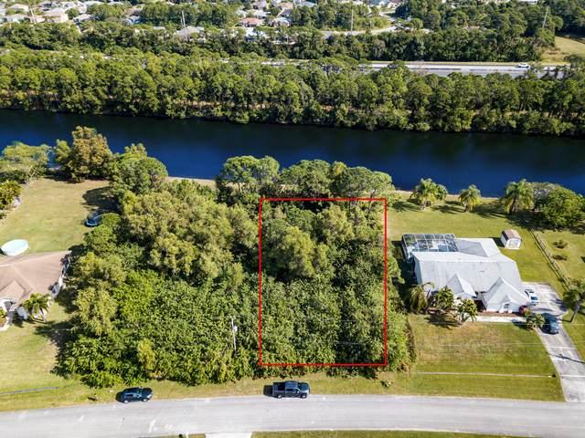 3511 SW Macon Road, Port Saint Lucie, FL 34953 (MLS #RX-10684735) :: Miami Villa Group