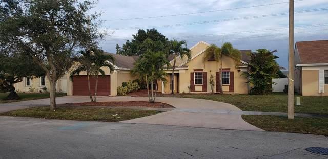 2371 Dunhill Avenue, Miramar, FL 33025 (MLS #RX-10684752) :: Berkshire Hathaway HomeServices EWM Realty