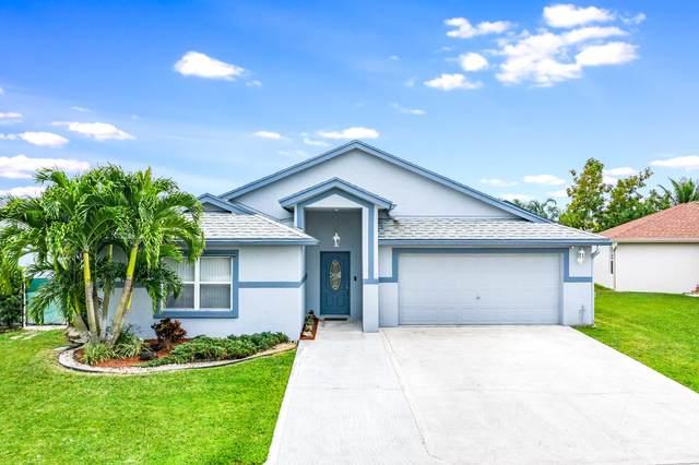 1215 Baycourt Isle, Greenacres, FL 33413 (MLS #RX-10684759) :: Miami Villa Group