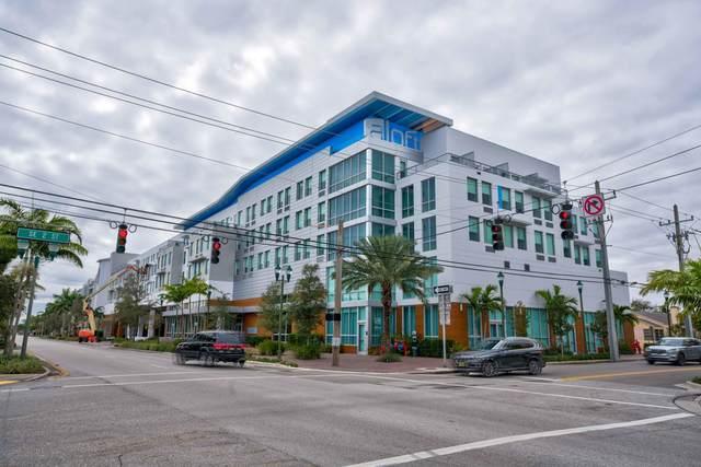 236 SE Fifth Avenue #312, Delray Beach, FL 33483 (#RX-10684762) :: Exit Realty Manes Group