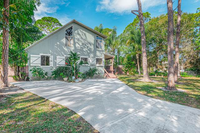 5409 Raintree Trail, Fort Pierce, FL 34982 (MLS #RX-10684764) :: Laurie Finkelstein Reader Team