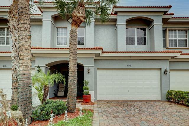 2177 SW Cape Cod Drive, Port Saint Lucie, FL 34953 (MLS #RX-10684805) :: Berkshire Hathaway HomeServices EWM Realty