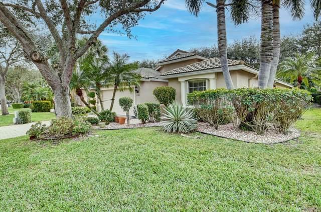 7260 Via Verona, Delray Beach, FL 33446 (#RX-10684818) :: Exit Realty Manes Group