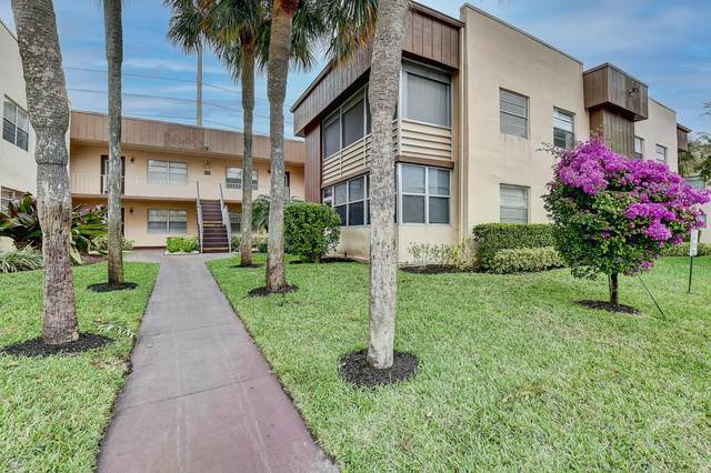523 Normandy K, Delray Beach, FL 33484 (MLS #RX-10684819) :: Castelli Real Estate Services