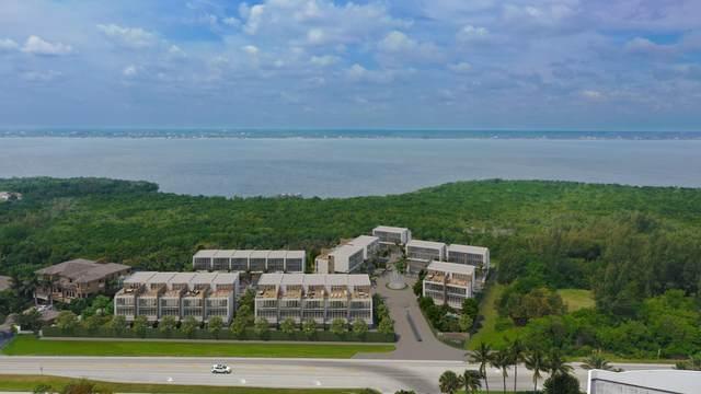 10118 S Ocean Drive #18, Jensen Beach, FL 34957 (MLS #RX-10684840) :: Castelli Real Estate Services
