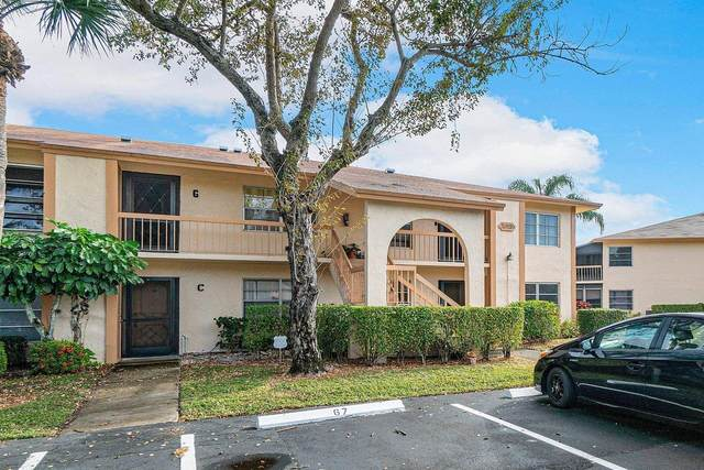5890 Sugar Palm F Court F, Delray Beach, FL 33484 (MLS #RX-10684849) :: United Realty Group