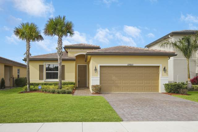 12665 NW Milestone Place, Port Saint Lucie, FL 34986 (#RX-10684873) :: Exit Realty Manes Group