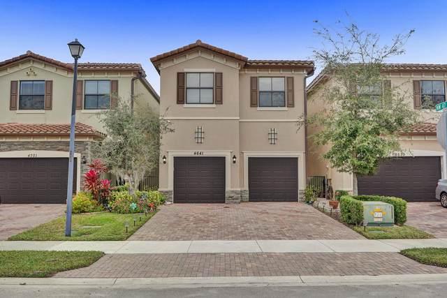 4641 NW 59 Street, Tamarac, FL 33319 (MLS #RX-10684881) :: Castelli Real Estate Services