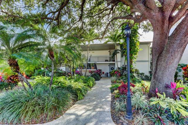 2233 NW 22nd Avenue #110, Stuart, FL 34994 (#RX-10684889) :: Ryan Jennings Group