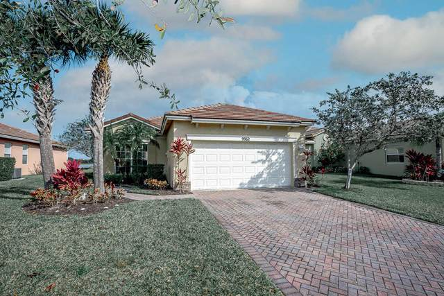 9962 SW Glenbrook Drive, Port Saint Lucie, FL 34987 (MLS #RX-10684899) :: THE BANNON GROUP at RE/MAX CONSULTANTS REALTY I