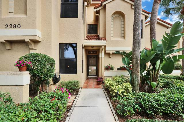 2280 Treasure Isle Drive #80, Palm Beach Gardens, FL 33410 (#RX-10684905) :: Exit Realty Manes Group