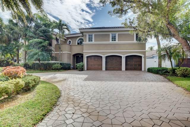 5986 Buena Vista Court, Boca Raton, FL 33433 (#RX-10684907) :: Exit Realty Manes Group