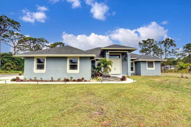 14271 Citrus Grove Boulevard, The Acreage, FL 33470 (MLS #RX-10684908) :: Miami Villa Group