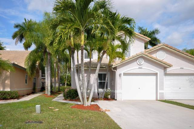 10665 Pelican Drive, Wellington, FL 33414 (#RX-10684910) :: Exit Realty Manes Group