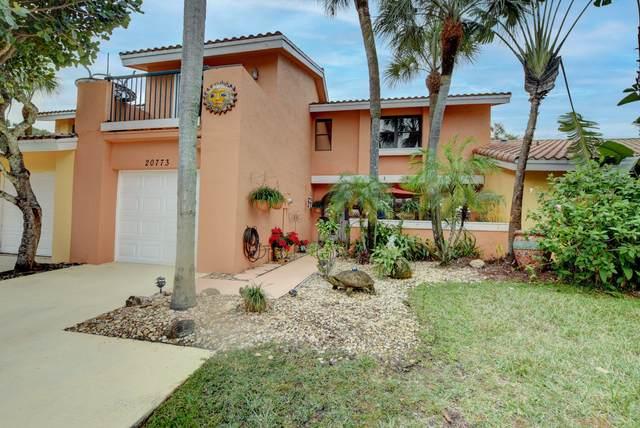 20773 Del Luna Drive, Boca Raton, FL 33433 (#RX-10684911) :: Exit Realty Manes Group