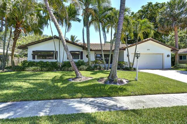 1270 SW 14th Street, Boca Raton, FL 33486 (#RX-10684915) :: Exit Realty Manes Group