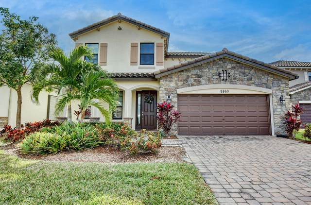 8860 Sandy Creek Way, Lake Worth, FL 33467 (MLS #RX-10684921) :: Miami Villa Group