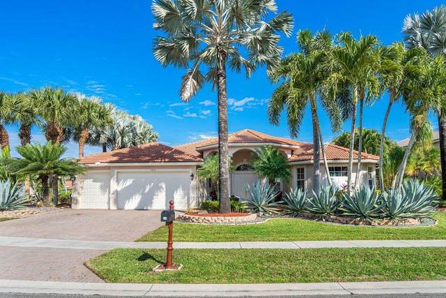 11862 Osprey Point Circle, Wellington, FL 33449 (#RX-10684933) :: Exit Realty Manes Group