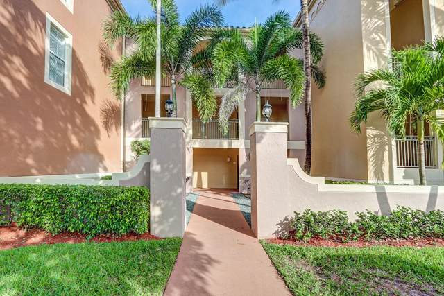 11770 St Andrews Place #306, Wellington, FL 33414 (#RX-10684959) :: Exit Realty Manes Group