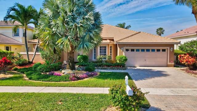 9367 Aqua Vista Boulevard, Boynton Beach, FL 33437 (#RX-10684960) :: Dalton Wade