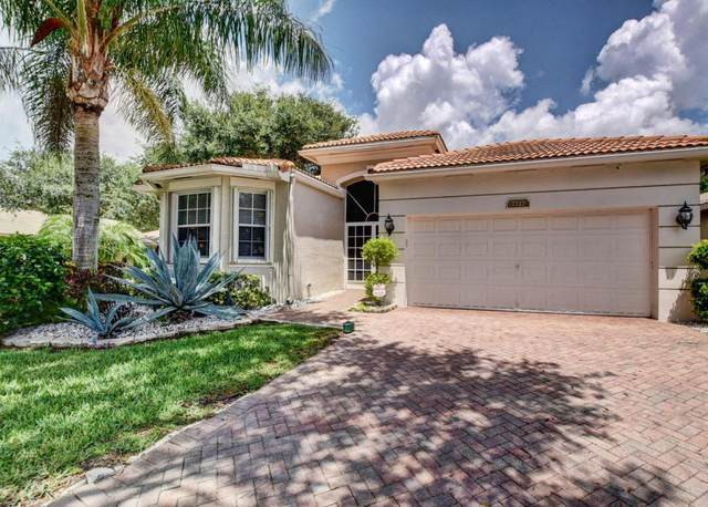 7727 New Holland Way, Boynton Beach, FL 33437 (MLS #RX-10684967) :: Laurie Finkelstein Reader Team