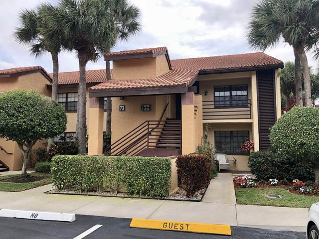 11224 Aspen Glen Drive #104, Boynton Beach, FL 33437 (MLS #RX-10684972) :: Berkshire Hathaway HomeServices EWM Realty