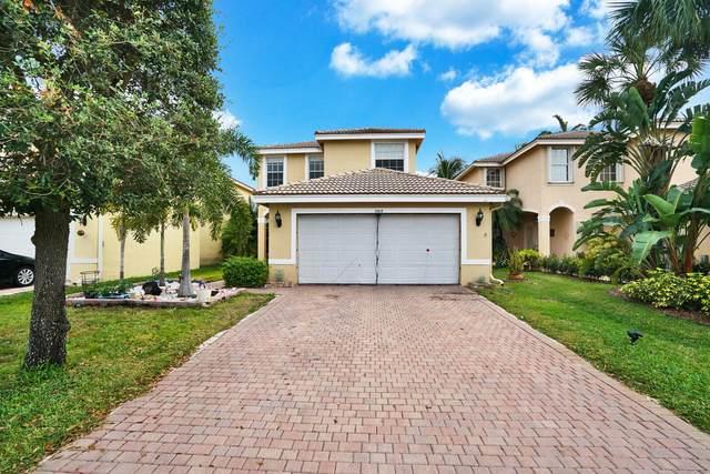 5312 Moon Shadow Lane, Greenacres, FL 33463 (MLS #RX-10684977) :: Berkshire Hathaway HomeServices EWM Realty