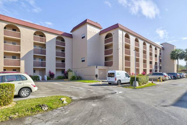 3251 Holiday Springs Boulevard #107, Margate, FL 33063 (MLS #RX-10684981) :: United Realty Group