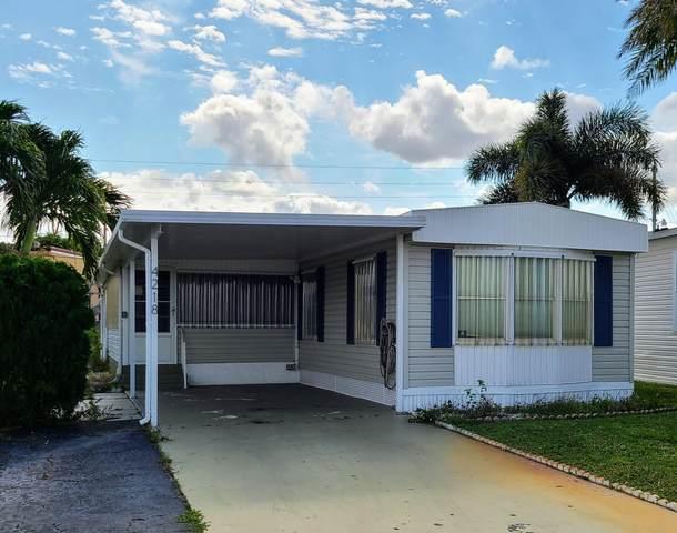4218 74th Street Street N, Riviera Beach, FL 33404 (#RX-10684990) :: Exit Realty Manes Group