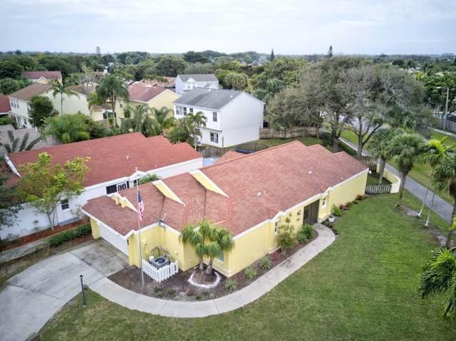 82 Sandpiper Way, Boynton Beach, FL 33436 (MLS #RX-10684991) :: THE BANNON GROUP at RE/MAX CONSULTANTS REALTY I