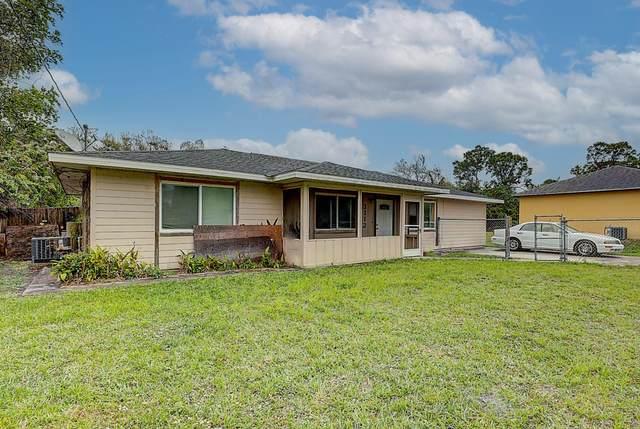 3112 W Dixie Boulevard, Fort Pierce, FL 34946 (#RX-10685010) :: The Rizzuto Woodman Team