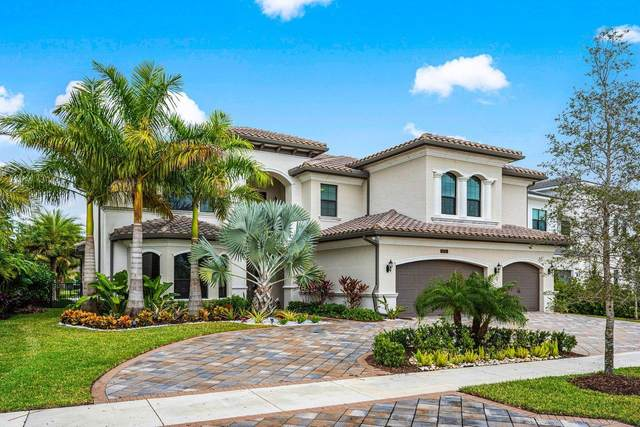 9717 Rennes Lane, Delray Beach, FL 33446 (MLS #RX-10685021) :: United Realty Group