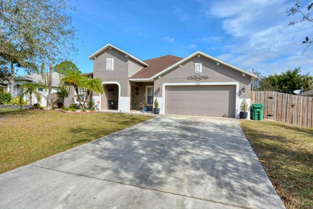 1761 SW Bradway Lane, Port Saint Lucie, FL 34953 (MLS #RX-10685046) :: THE BANNON GROUP at RE/MAX CONSULTANTS REALTY I