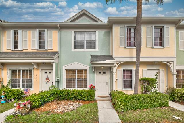 16771 Hemingway Drive, Weston, FL 33326 (#RX-10685050) :: Realty One Group ENGAGE