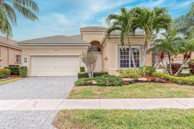 7292 Demedici Circle, Delray Beach, FL 33446 (MLS #RX-10685052) :: United Realty Group