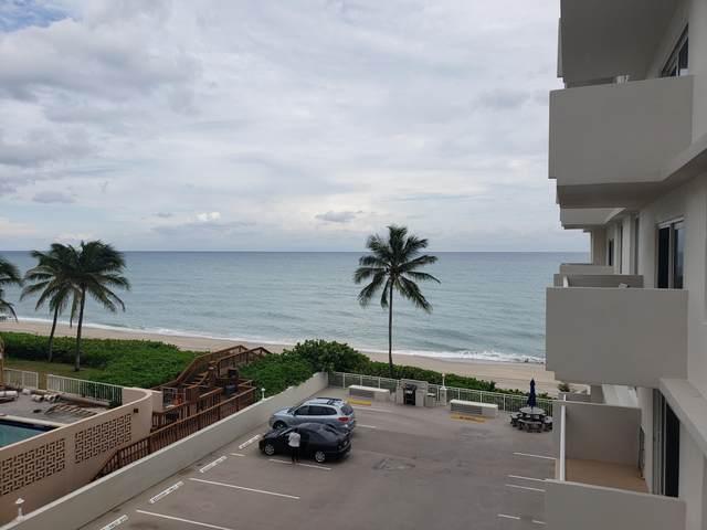 3215 S Ocean Boulevard #308, Highland Beach, FL 33487 (#RX-10685053) :: The Rizzuto Woodman Team