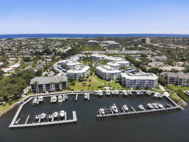 1015 Bay Colony Drive S, Juno Beach, FL 33408 (MLS #RX-10685058) :: The Jack Coden Group