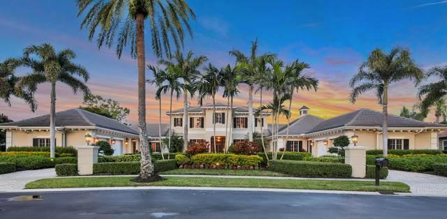 7115 Eagle Terrace, West Palm Beach, FL 33412 (MLS #RX-10685060) :: The Jack Coden Group