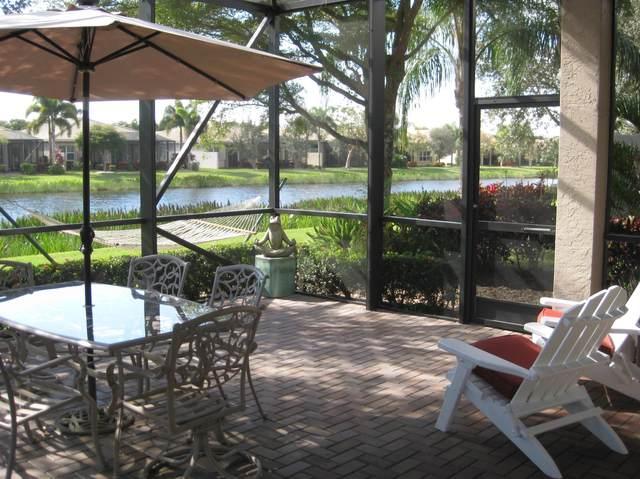 9588 Hunterston Drive, Boynton Beach, FL 33473 (#RX-10685065) :: Signature International Real Estate
