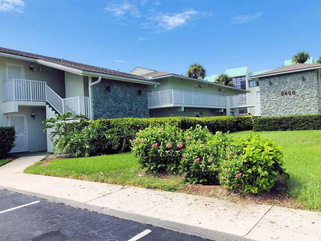 2400 S Ocean Drive #5426, Fort Pierce, FL 34949 (#RX-10685066) :: Signature International Real Estate