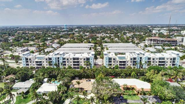 365 SE 6th Avenue #204, Delray Beach, FL 33483 (MLS #RX-10685072) :: Berkshire Hathaway HomeServices EWM Realty