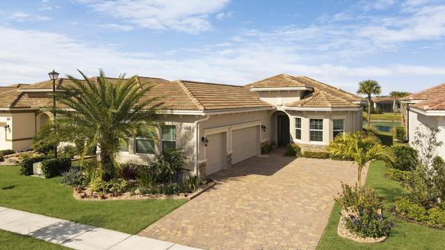 22044 SW Tivolo Way, Port Saint Lucie, FL 34986 (MLS #RX-10685090) :: THE BANNON GROUP at RE/MAX CONSULTANTS REALTY I