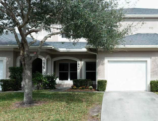 1840 Sandhill Crane Drive #1, Fort Pierce, FL 34982 (#RX-10685103) :: Signature International Real Estate